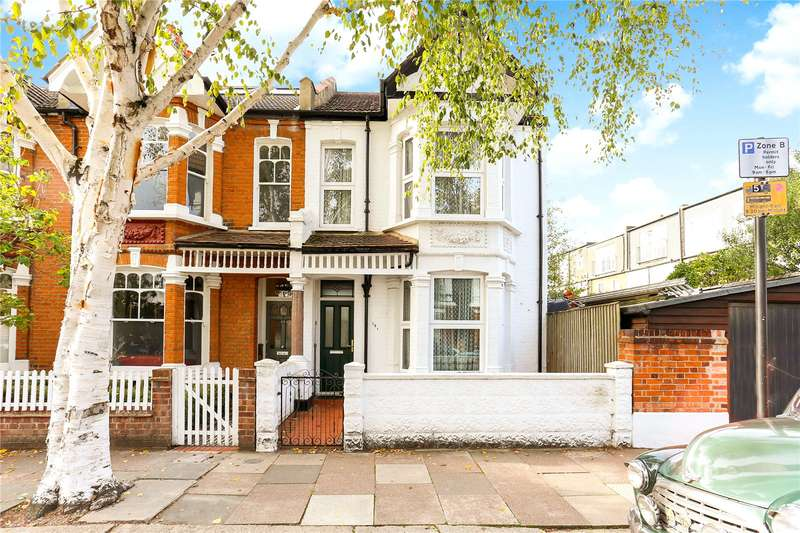 House in  Rusthall Avenue  London  W4  Richmond