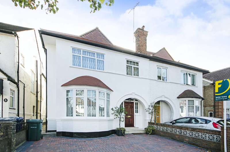Semi Detached in  Hallswelle Road  London  NW11  Richmond