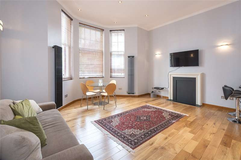 Flat in  Wetherby Gardens  London  SW5  Richmond