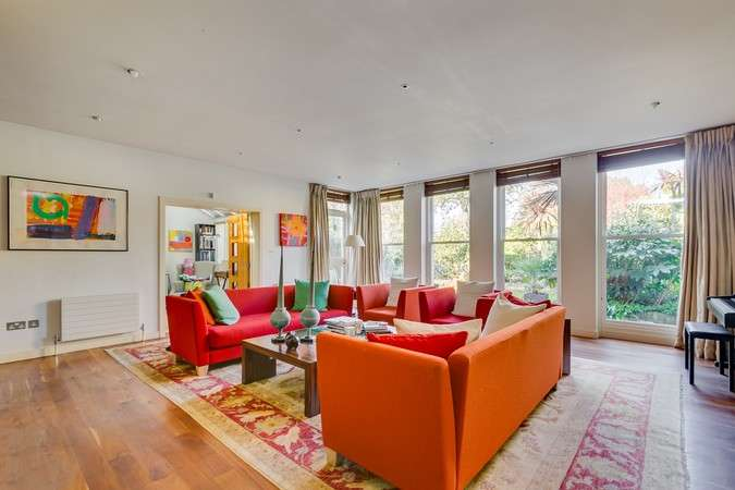 House in  St Peters Square  London  W6  Richmond