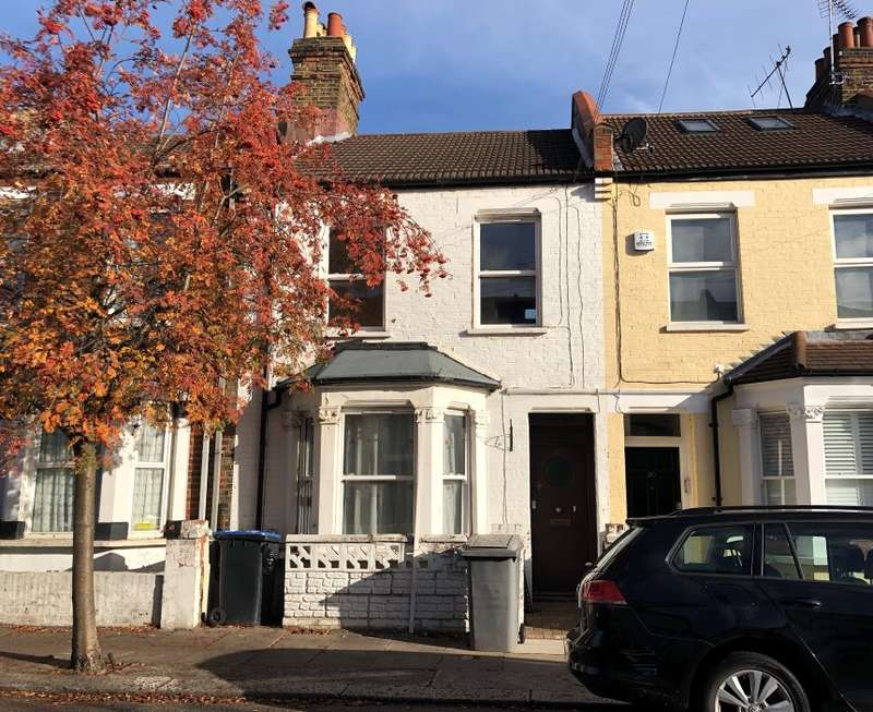 Terraced house in  Greyhound Road  London  NW10  Richmond