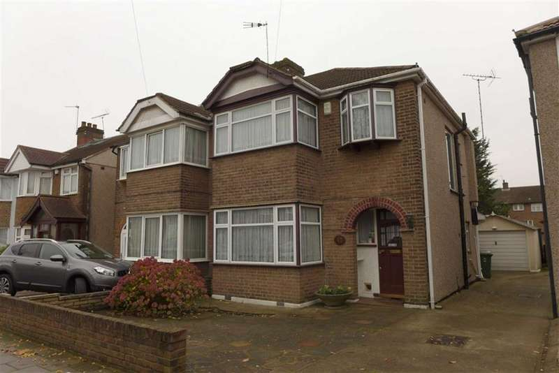 Semi Detached in  York Avenue  Stanmore  Middlesex  HA7  Richmond