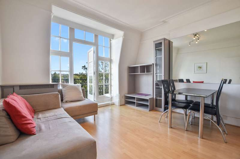 Flat in  Shoot Up Hill  London  NW2  Richmond