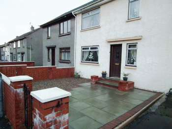 3 Bedrooms Semi Detached House for sale in Auchinleck, Cumnock