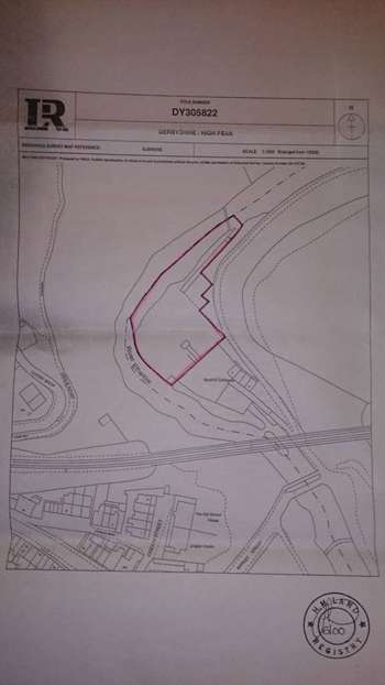 Land Commercial for sale in Best Hill Mill, Off Long Lane, Broadbottom, Glossop SK13 5EP