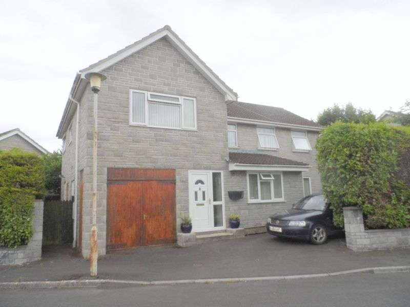 5 Bedrooms Detached House for sale in Pinewood Drive, Somerton