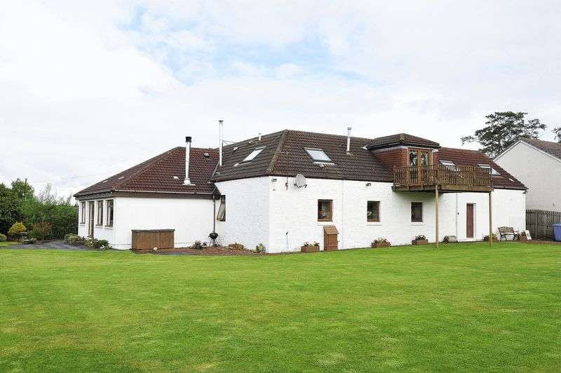 5 Bedrooms Detached House for sale in Muirhouse Dykes Steading, West Calder, EH55 8HY