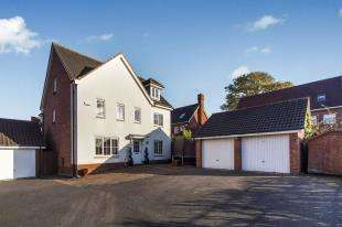 6 Bedrooms Detached House for sale in Browning Drive, Winwick, Warrington, Cheshire