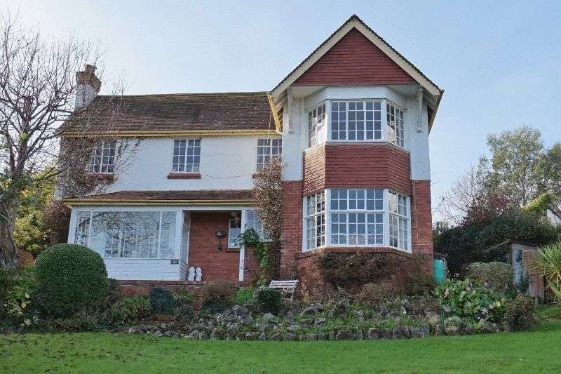 4 Bedrooms Detached House for sale in PAIGNTON REF: AA53