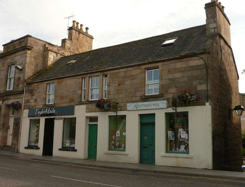 3 Bedrooms Flat for sale in High Street, TAIN, IV19