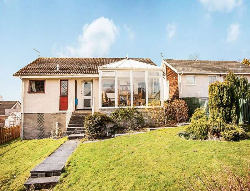 3 Bedrooms Detached Bungalow for sale in Bayne Drive, Dingwall, IV15
