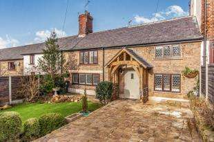 3 Bedrooms Cottage House for sale in Stockport Road, Gee Cross, Hyde, Cheshire