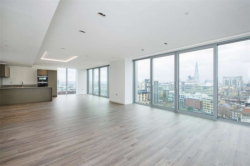 3 Bedrooms Flat for sale in Cashmere House, 37 Leman Street, Goodmans Fields, London E1