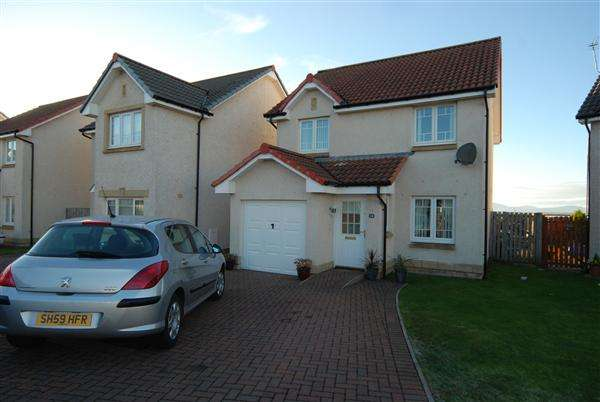 3 Bedrooms Detached House for sale in Dawnlight Circle, Ardrossan
