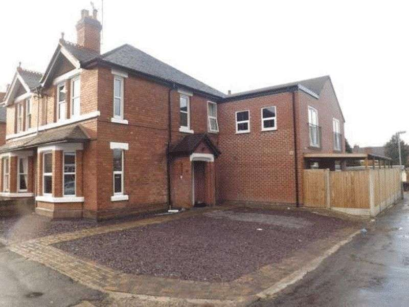 5 Bedrooms Terraced House for sale in Tithe Barn Road, Stafford