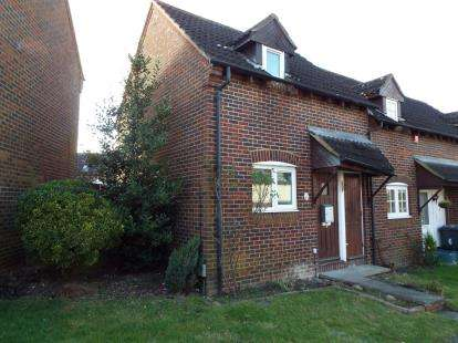1 Bedroom End Of Terrace House for sale in Page Close, Baldock, Hertfordshire