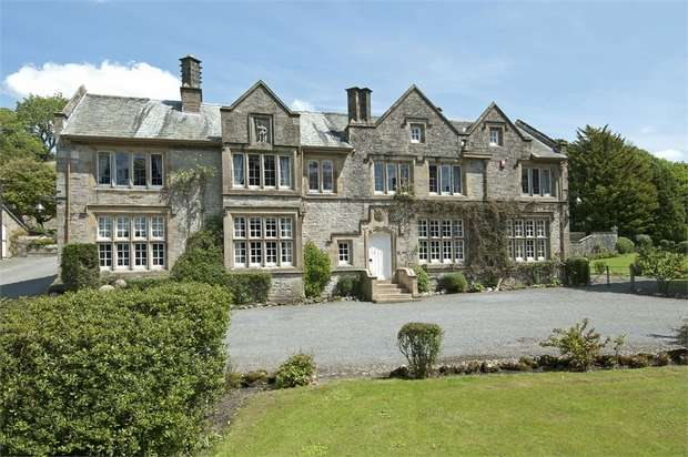 8 Bedrooms Detached House for sale in Hanlith Hall, Hanlith, Skipton, North Yorkshire