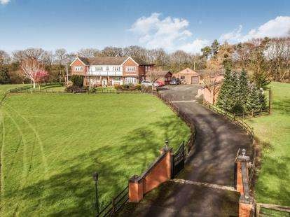6 Bedrooms Detached House for sale in Corbrook, Audlem, Crewe, Cheshire