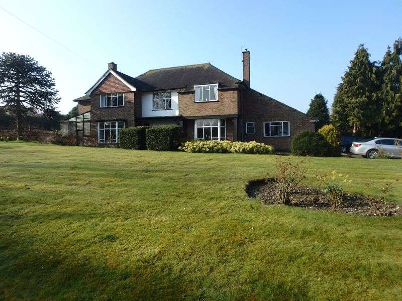 5 Bedrooms Detached House for sale in Downs Road, Epsom