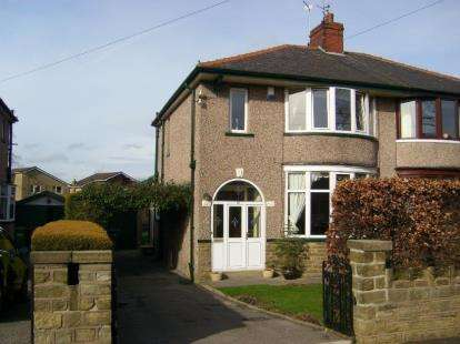 3 Bedrooms Semi Detached House for sale in Castle Road, Colne, Lancashire, BB8