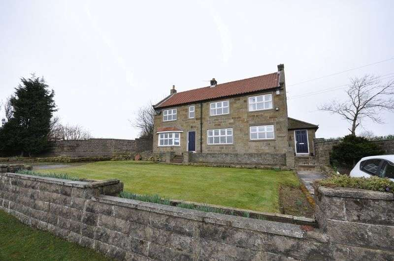 4 Bedrooms Detached House for sale in Forge House, Scaling Dam
