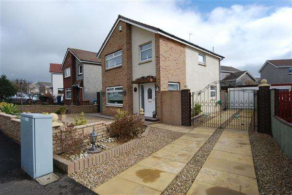 3 Bedrooms Detached House for sale in Montfode Drive, Ardrossan