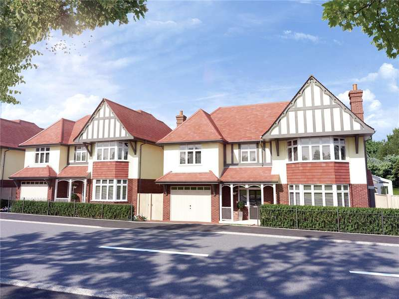 6 Bedrooms Detached House for sale in Cheyne Walk, London, NW4