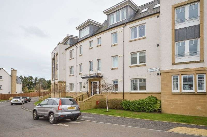 3 Bedrooms Flat for sale in 6/1 Brighouse Park Crescent, Cramond, Edinburgh, EH4 6QS
