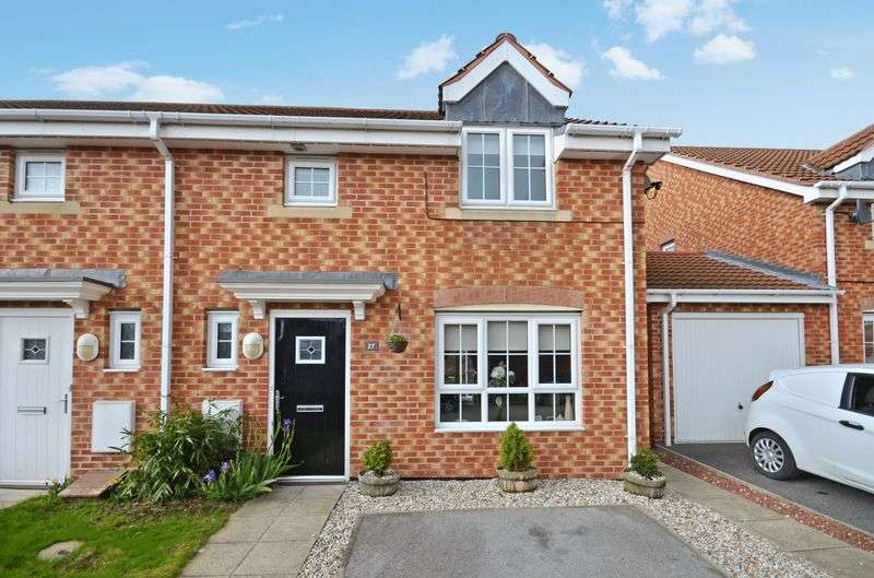 3 Bedrooms House for sale in The Haywain, South Milford, Leeds, LS25