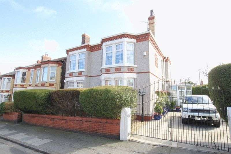 4 Bedrooms Detached House for sale in Vale Drive, Wallasey, Wirral