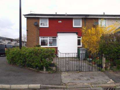 3 Bedrooms End Of Terrace House for sale in Rutland Road, Partington, Manchester, Greater Manchester