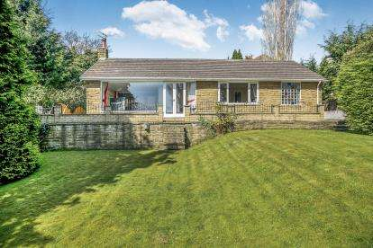 4 Bedrooms Bungalow for sale in Mellings Fold, Frenchwood, Preston, Lancashire