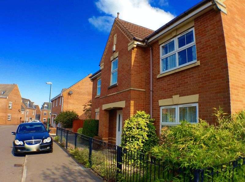 4 Bedrooms Detached House for sale in 4 bed detached - double garage