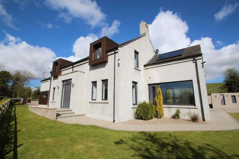 4 Bedrooms Detached House for sale in 2 Moss Road, Tandragee