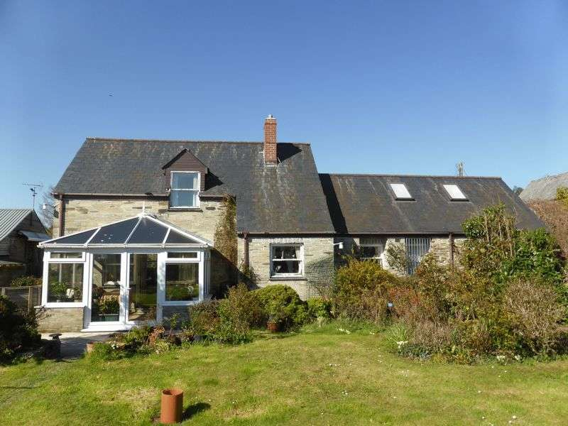 4 Bedrooms Detached House for sale in Lankelly Lane, Fowey