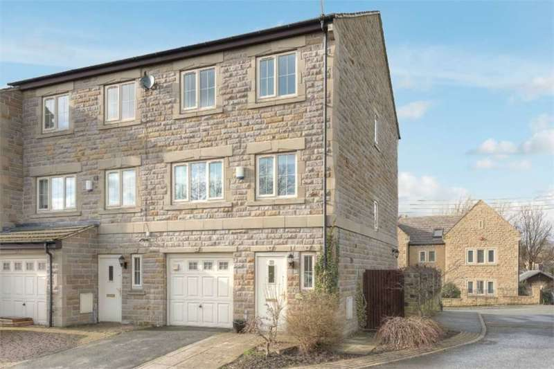 4 Bedrooms End Of Terrace House for sale in Nann Hall Glade, Cleckheaton