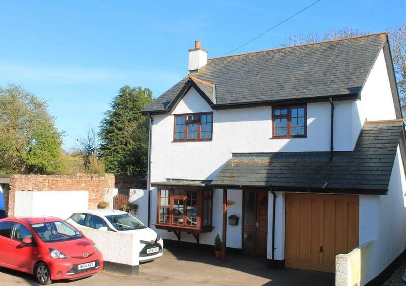 4 Bedrooms Detached House for sale in Payhembury