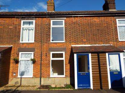 2 Bedrooms Terraced House for sale in Melton Constable, Norfolk