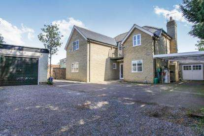 5 Bedrooms Detached House for sale in Little Downham, Ely, Cambridgeshire