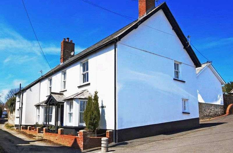 7 Bedrooms Detached House for sale in Chittlehampton, Umberleigh