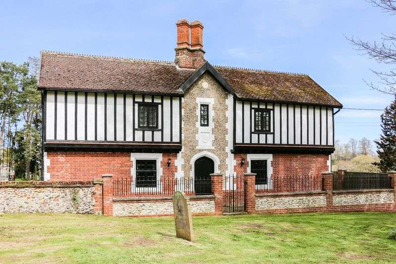 5 Bedrooms Detached House for sale in School Road, Necton,