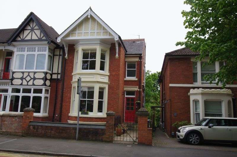 4 Bedrooms Semi Detached House for sale in Westlecot Road