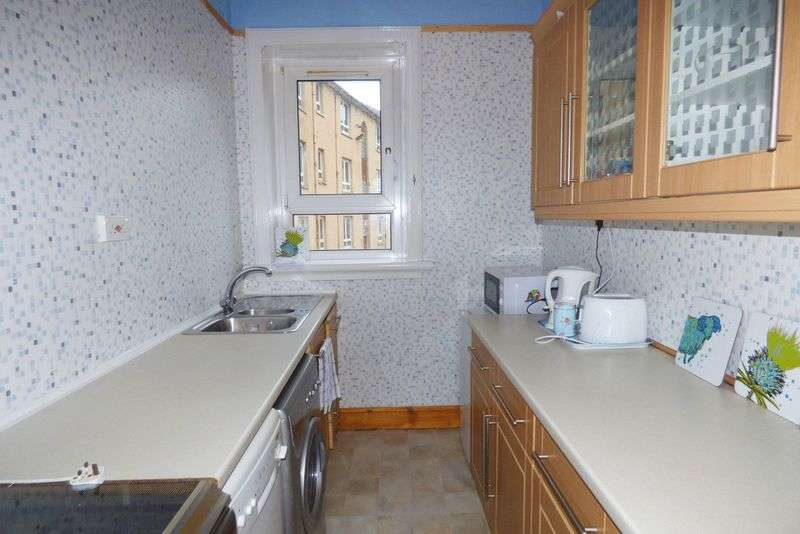 2 Bedrooms Flat for sale in Fore Street, Port Glasgow