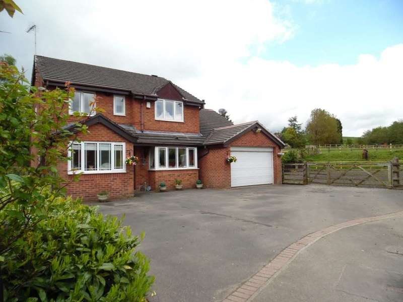 4 Bedrooms Detached House for sale in Lowerfields Rise, Shaw