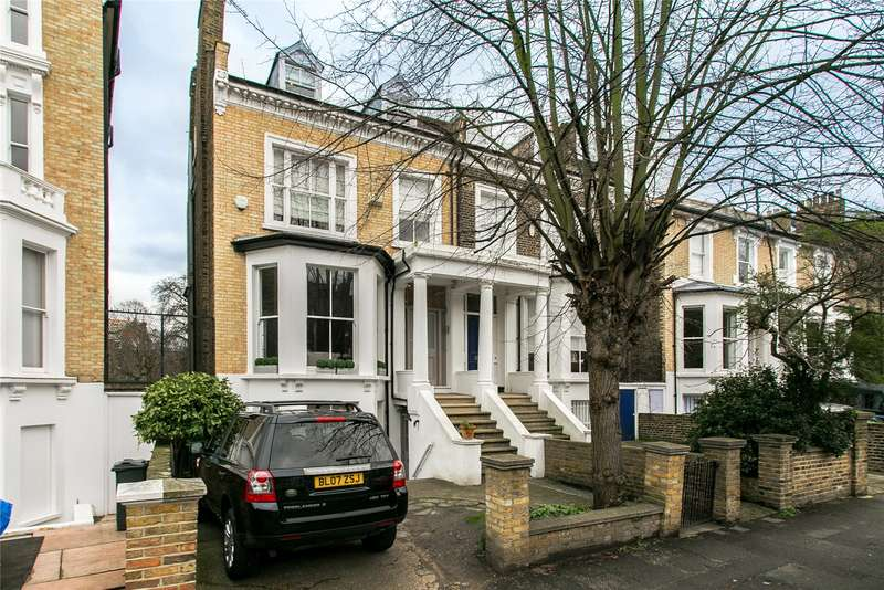 4 Bedrooms Semi Detached House for sale in The Chase, Clapham, London, SW4