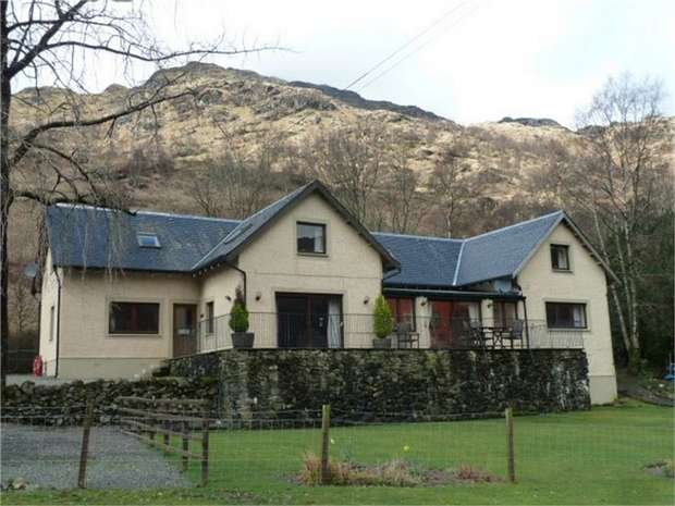8 Bedrooms Detached House for sale in Ardlui, Arrochar, Argyll and Bute