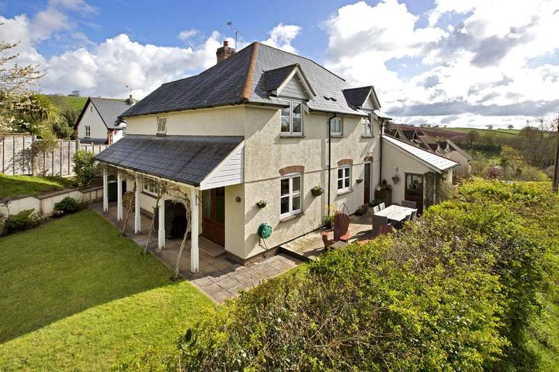 4 Bedrooms Detached House for sale in Dunchideock, Exeter
