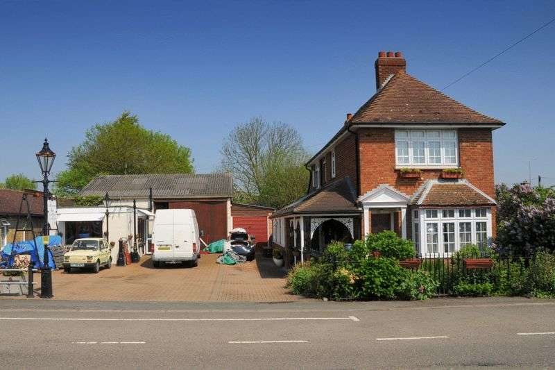 3 Bedrooms Detached House for sale in Mill Green, Huntingdon