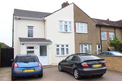 4 Bedrooms Semi Detached House for sale in Barkingside, Ilford, Essex