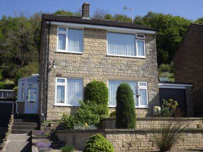 3 Bedrooms Detached House for sale in Highlands Drive, North Nibley, Dursley, Gloucestershire